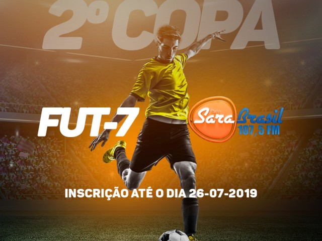 2º Copa Sabra Brasil de Fut-7