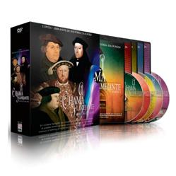 dvd-a-chama-flamejante-box-com-5-dvds